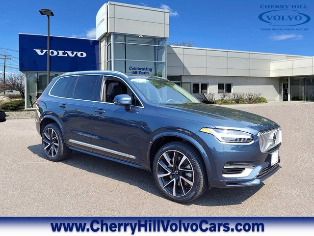 2021 Volvo XC90 Recharge Inscription Expression 7-Passenger eAWD