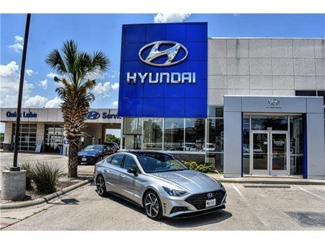 2021 Hyundai Sonata SEL Plus FWD