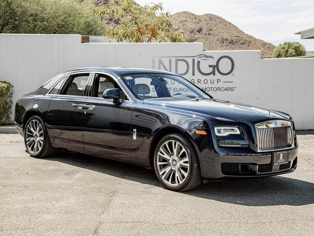 2019 Rolls-Royce Ghost RWD