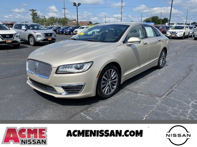 2017 Lincoln MKZ Select AWD