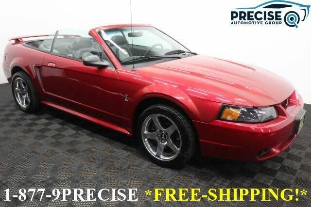 2001 Ford Mustang SVT Cobra Convertible