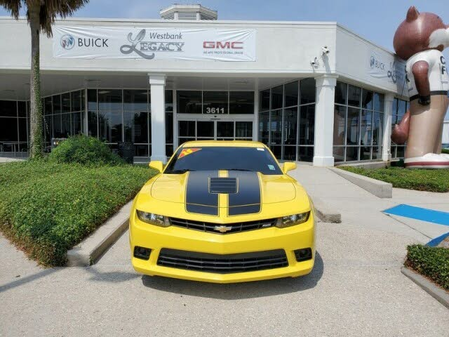 2015 Chevrolet Camaro 2SS Coupe RWD