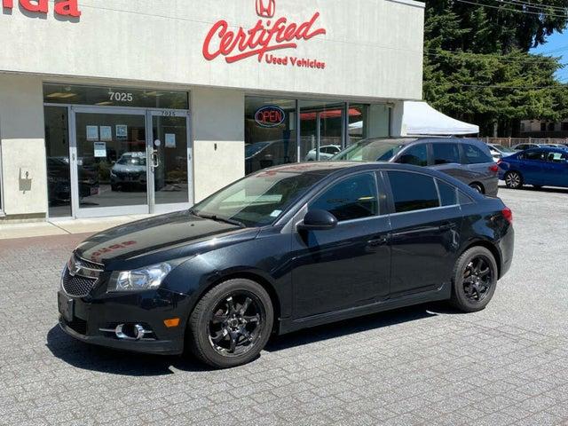 2011 Chevrolet Cruze 2LT Sedan FWD