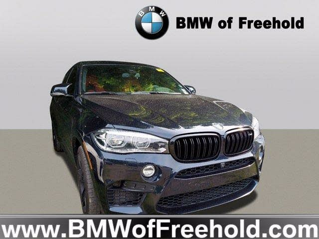 2019 BMW X6 M AWD