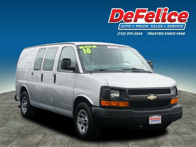 2010 Chevrolet Express Cargo 1500 AWD