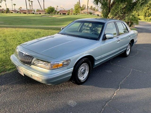 1995 Mercury Grand Marquis 4 Dr LS Sedan