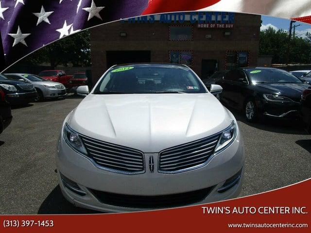 2014 Lincoln MKZ V6 AWD