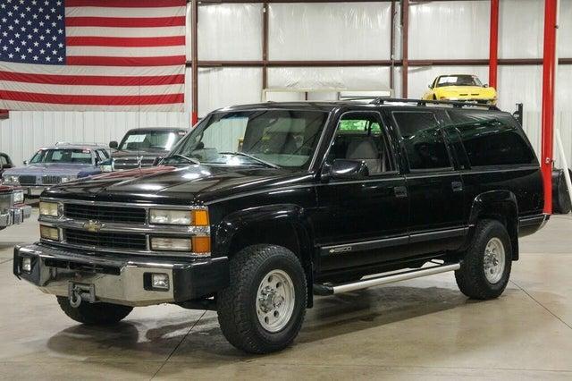 1995 Chevrolet Suburban K2500 4WD