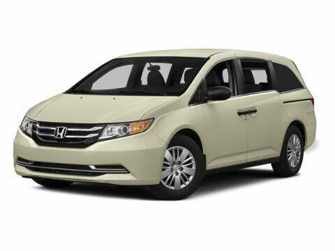2014 Honda Odyssey LX FWD