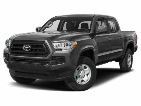2021 Toyota Tacoma SR V6 Double Cab 4WD