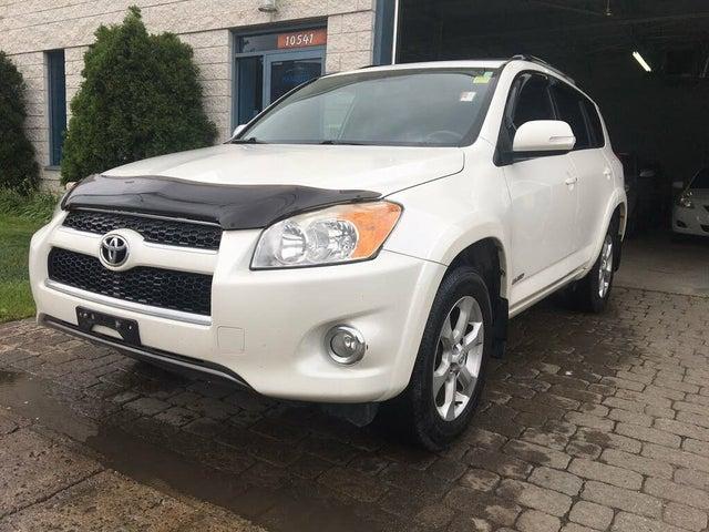 2010 Toyota RAV4 Limited 4WD