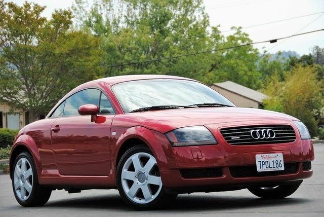 2002 Audi TT 1.8T 180hp quattro Coupe AWD