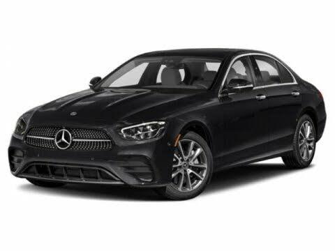 2021 Mercedes-Benz E-Class E 450 4MATIC Sedan AWD