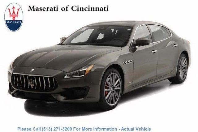 2020 Maserati Quattroporte S Q4 GranSport AWD