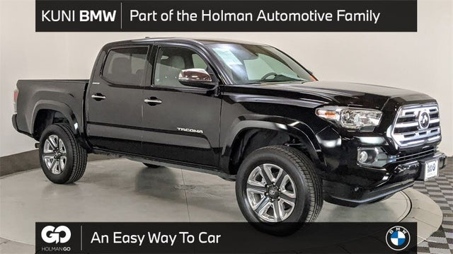 2018 Toyota Tacoma Limited Double Cab 4WD