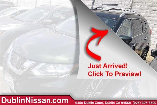 2020 Nissan Rogue SL AWD