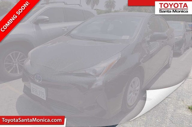 2018 Toyota Prius One FWD