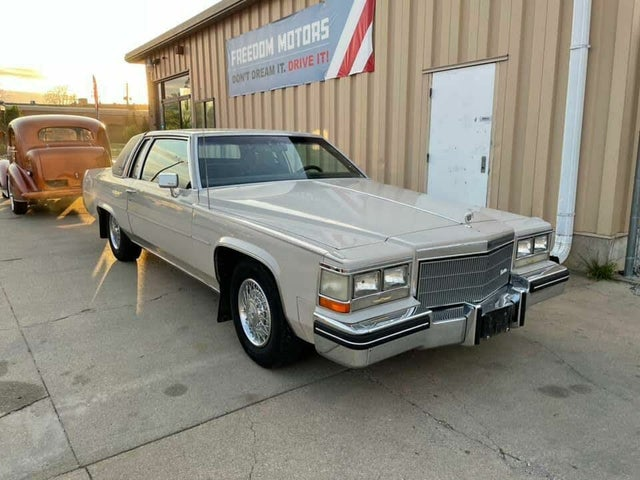 1984 Cadillac DeVille Coupe FWD