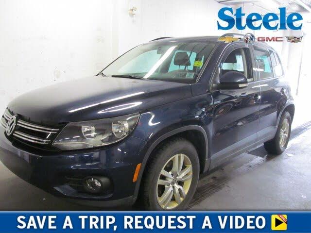 2014 Volkswagen Tiguan AWD Comfortline