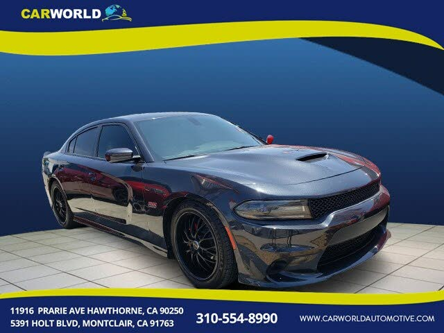2017 Dodge Charger R/T Scat Pack RWD