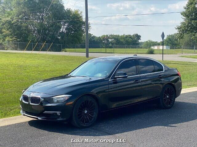 2012 BMW 3 Series 328i Sedan RWD