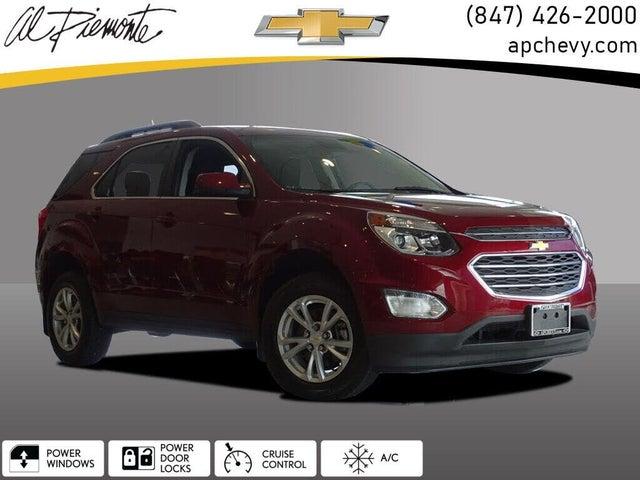 2017 Chevrolet Equinox LT FWD