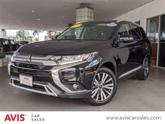 2019 Mitsubishi Outlander SEL FWD