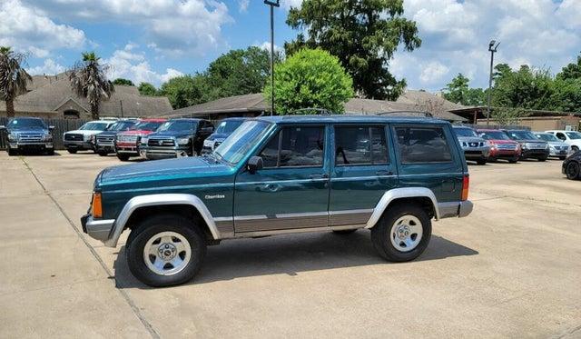 1996 Jeep Cherokee Country 4-Door RWD