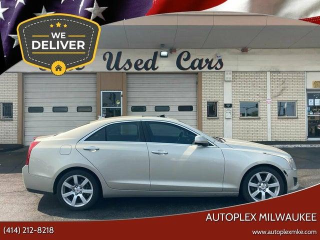 2013 Cadillac ATS 3.6L Luxury RWD