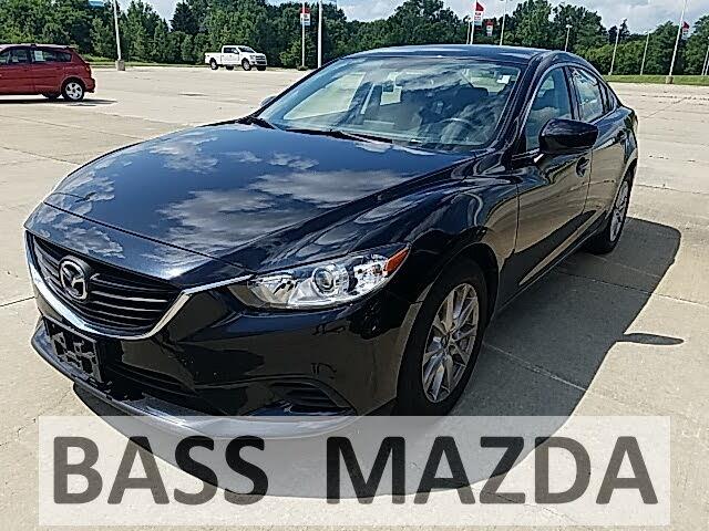 2017 Mazda MAZDA6 Sport Sedan FWD