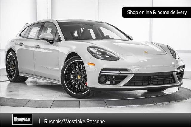 2018 Porsche Panamera Turbo Sport Turismo AWD