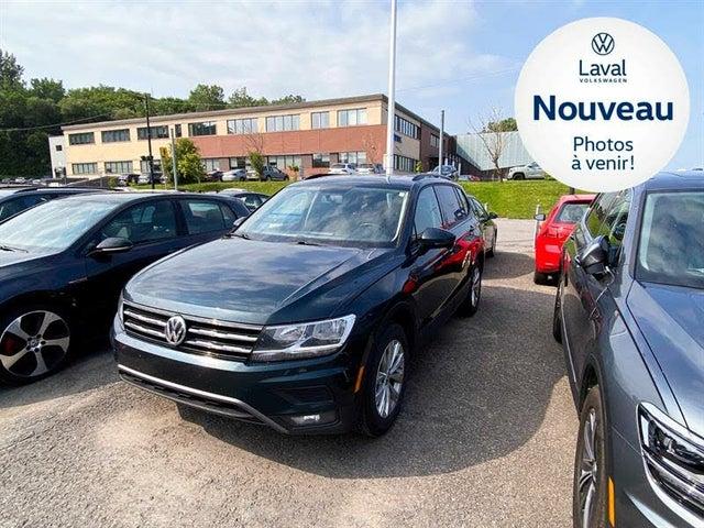 2018 Volkswagen Tiguan Trendline 4Motion AWD