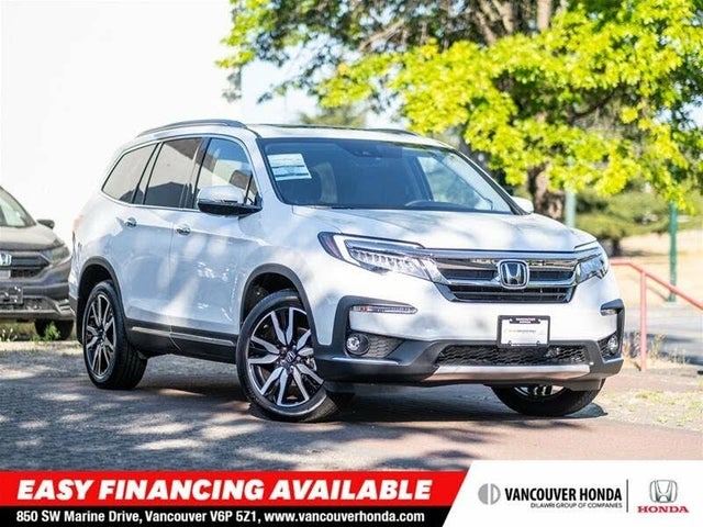 2021 Honda Pilot Touring 8-Seat AWD