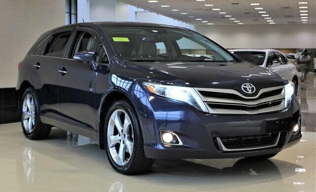 2015 Toyota Venza V6 Limited AWD