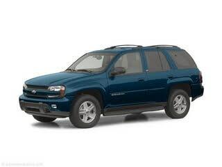 2002 Chevrolet Trailblazer LTZ RWD