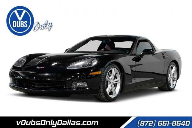 2011 Chevrolet Corvette Z16 Grand Sport 2LT Coupe RWD