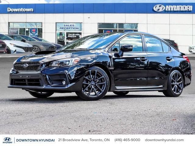 2019 Subaru WRX Sport-tech AWD with EyeSight Package