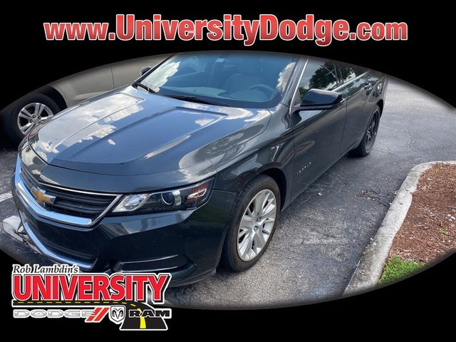 2018 Chevrolet Impala LS FWD