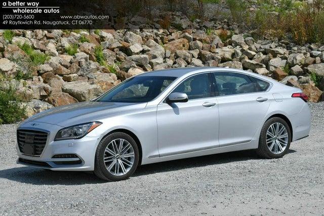 2018 Genesis G80 3.8L AWD