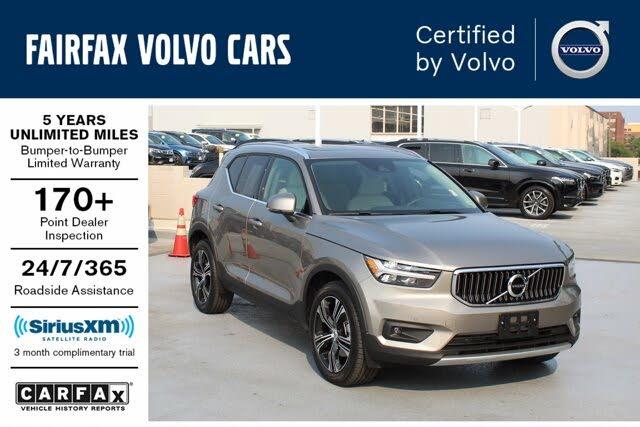 2021 Volvo XC40 T5 Inscription AWD