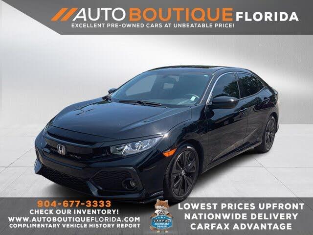 2018 Honda Civic Hatchback EX FWD