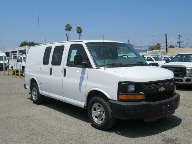 2006 Chevrolet Express Cargo 1500 RWD