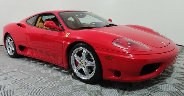 2004 Ferrari 360 Modena RWD