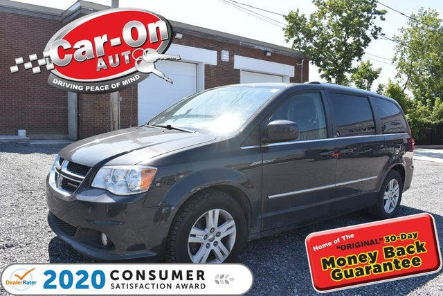 2012 Dodge Grand Caravan Crew Plus FWD