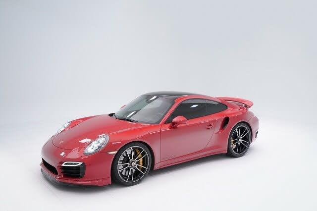 2014 Porsche 911 Turbo S Coupe AWD