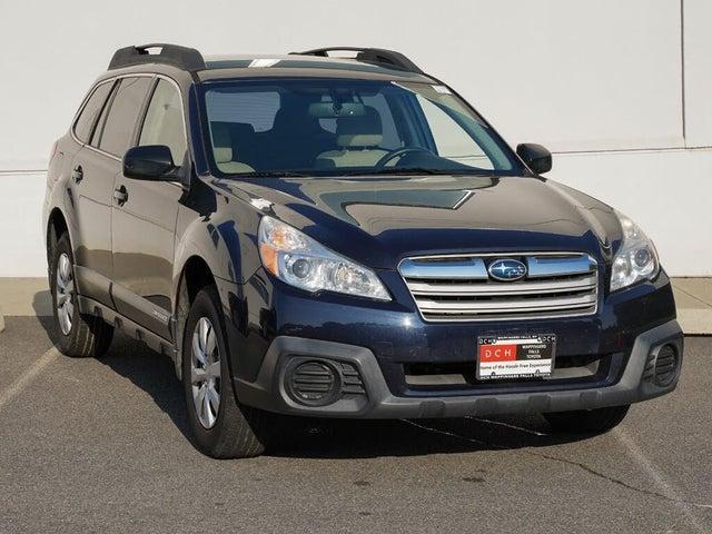 2013 Subaru Outback 2.5i
