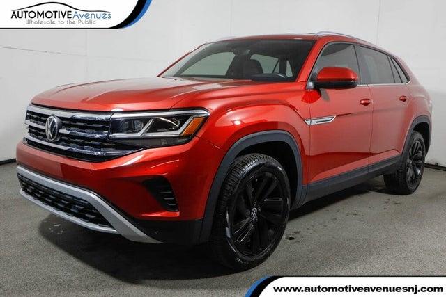 2020 Volkswagen Atlas Cross Sport 2.0T SE FWD with Technology