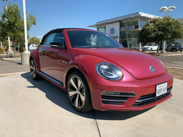 2017 Volkswagen Beetle #PinkBeetle Convertible