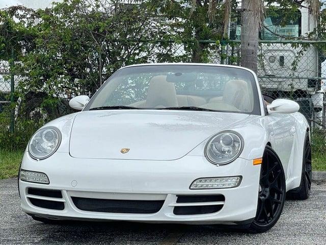 2007 Porsche 911 Carrera Coupe RWD