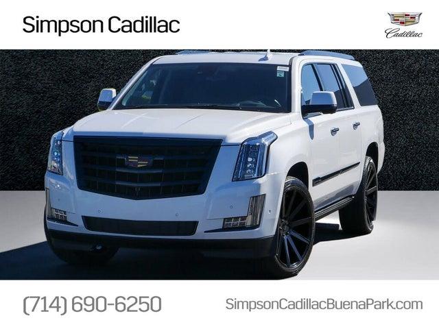 2020 Cadillac Escalade ESV Premium Luxury RWD